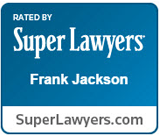 RATED BY ,Super Lawyers,Frank Jackson,SuperLawyers.com